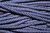Шнур 6мм плотный (100м) т.синий