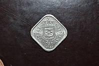 Нидерланд Антилы. 5 центов. 1983 год