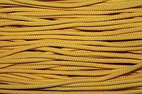 Шнур 6мм плотный (100м) желтый, фото 1