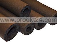 Утеплитель для труб 18/6, (Ø=18 мм, толщ.:6 мм, трубка из вспененного каучука)