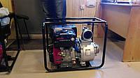 Мотопомпа бензиновая WEIMA WM100 (116 м.куб/час, 16л.с.)