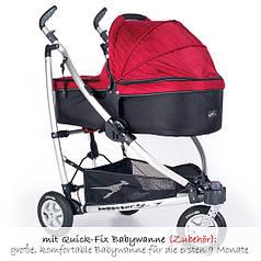 Детская коляска TFK Buggster S Air 2 в 1