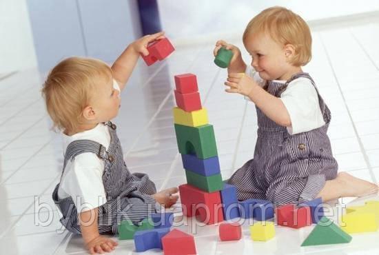 Для чего нужны детские игрушки?