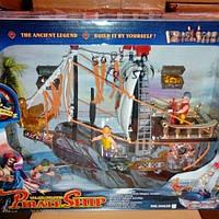 Детский пиратский корабль 50828