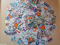 Подборка марок (НИДЕРЛАНДЫ) 500шт.