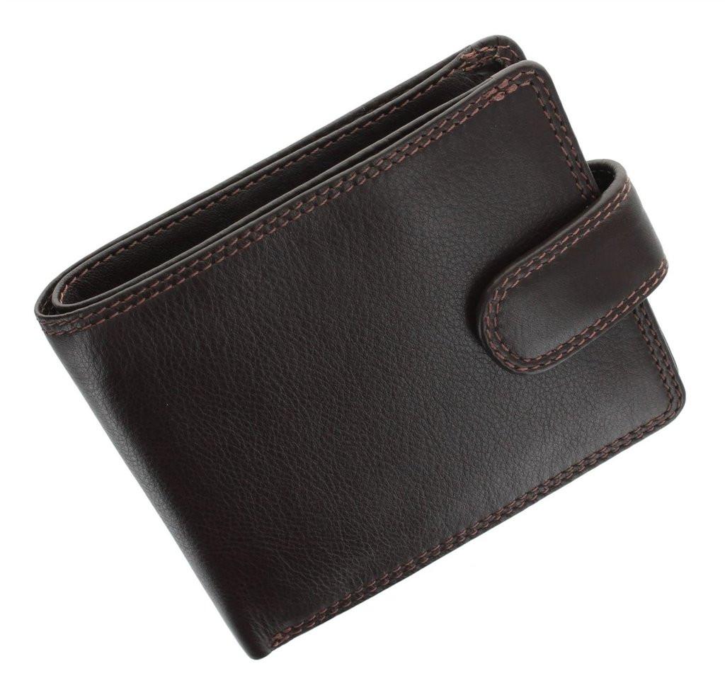 Кошелек без монетницы Visconti HT9 brown (Великобритания)