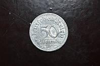 Германия 50 пфеннингов 1920 год A
