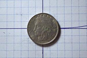 Италия,100 лир 1996год (АЖ-2)
