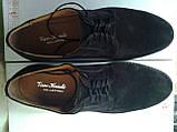 Стильні замшеві туфлі на шнурках VanKristi, фото 4