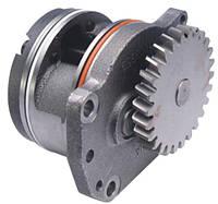 Маслонасос двигателя для погрузчика Hitachi ZW330 Cummins QSM11