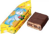 Белорусские шоколадные конфеты Клюквенный грильяж фабрика Коммунарка