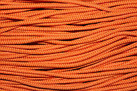 Шнур 6мм плотный (100м) оранжевый, фото 1