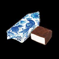 Белорусские шоколадные конфеты Птичье молоко фабрика Коммунарка