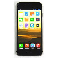 Новинка iPhone 7 (Plume P6) 4,7 дюйма, 5 Мп, 2 ядра, 1 сим+чехол бампер., фото 1