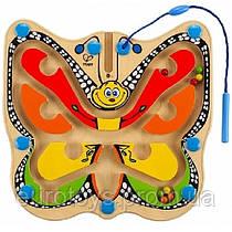 HAPE Доска с магнитами - Бабочка (Е1704)