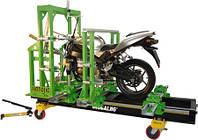 Рихтовочный стапель для мотоциклов и скутеров  MOTO JIG