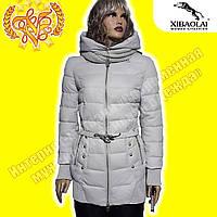 Женские куртки-пуховики
