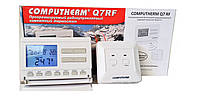 Недельный беспроводно программатор-термостат Computherm Q7 RF
