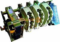 Контактор КТ60 250А  3 полюса 230В