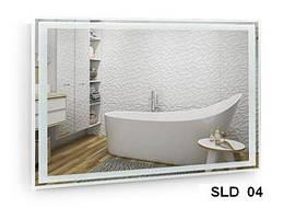 Дзеркало з вбудованим підсвічуванням SLD-04 (700х600)