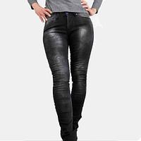 Черные джинсы слим Star Jeans от Björkvin (Дания) в размере W26