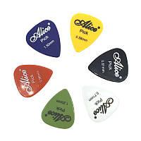 Медиаторы для гитары Alice Pick (0.58 мм.-1.50 мм.) 1001498 медиатор для гитары, медиатор для акустической гитары, медиатор для гитары в киеве,