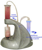 Аппарат для приготовления синглетно-кислородного коктейля МИТ-С одноканальный