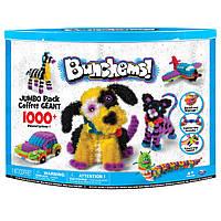 Конструктор Bunchems (Банчемс) Jumbo Pack 1000+ оригинал