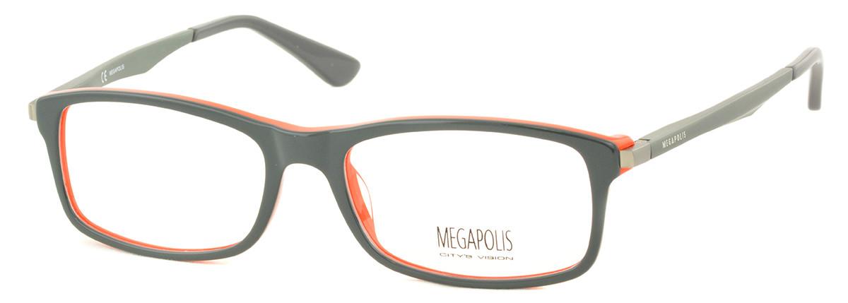 5778da2bb8ec Оправа для очков Megapolis 640, цена 1 690 грн., купить в Николаеве —  Prom.ua (ID#372489667)