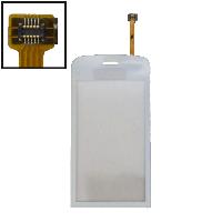 Сенсор (тачскрин) Nokia C5-03 белый