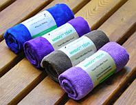 Супер впитывающее полотенце из  микрофибры Mindo Tech 45 на 90 см