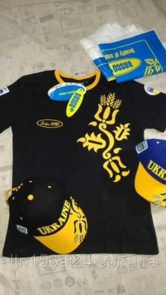 Футболка Bosco sport Ukraine. Боско спорт Украина