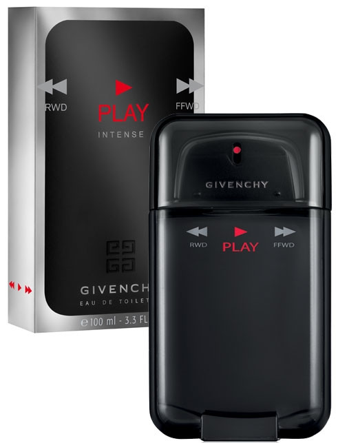 Набор Givenchy Play Intense For Him