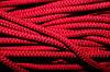Шнур 6мм плотный (100м) красный