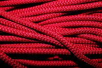 Шнур 6мм плотный (100м) красный , фото 1