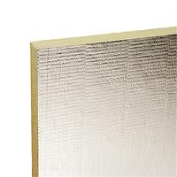 Теплоизоляция каминов, дымоходов Paroc Fireplace Slab 90 AL1, 30 мм ,(6.0 м.кв./уп.)