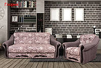 Комплект мягкой мебели Глория