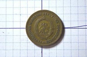 Югославия 50 динаров 1955 год  (АЖ-25)