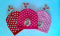 Головные уборы Зима Minnie Mouse Размер единый D12228 CottonLand Польша