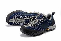 Мужские кроссовки ботинки COLUMBIA Tagori в наличии, синий. РАЗМЕР 41-43