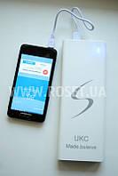 Портативное зарядное устройство - Power Bank UKC 40000 mAh (3-USB), фото 1