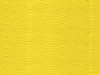 Бумага гофрированая (крепированая) 180 г/м2, (ДхШ) 125см.х50см. (1\2 заводского стандартного рулона) светложелтый 575