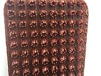 Щетинистое покрытие коричневый Польша