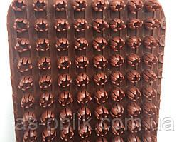Щетинисте покриття коричневий Польща