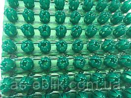 Щетинисте покриття зелений металік Польща
