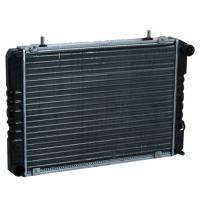 Радиатор охлаждения Газ 3302 AURORA нового образца 3-рядный (штыри) алюм.