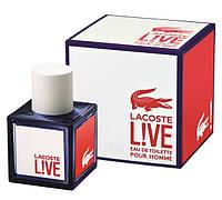 Lacoste Live Pour Homme 100Ml Tester Edt