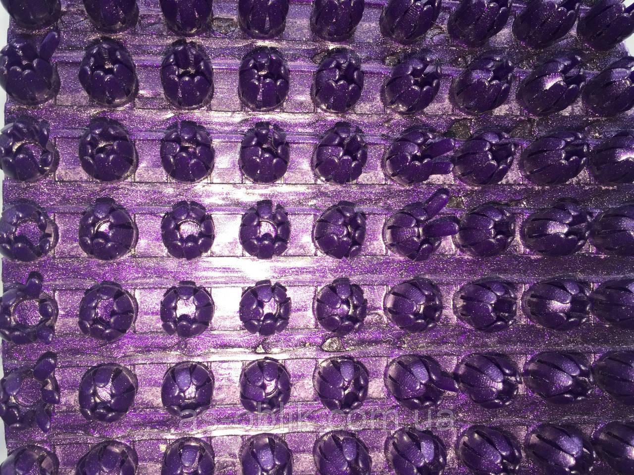 Щетинистое покрытие фиолетовый  Польша