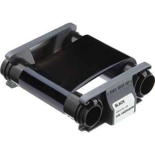 Черная монохромная лента для Evolis Badgy 200 (CBGR0500K)