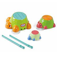 Игровой набор Черепашки-Барабанчики Little Tikes 632266M